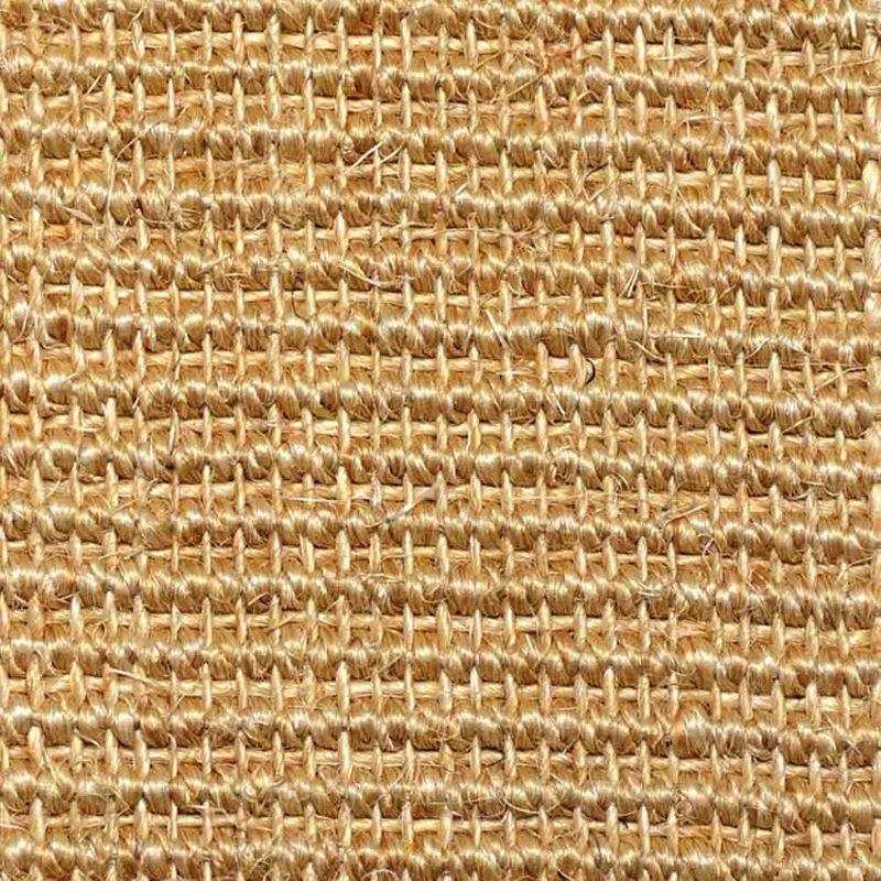 Sisal Stufenmatte Manaus Natur 07 halbrund ca. 65x25 cm Bild 3