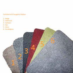 Astra Fussmatte Saugaktiv Dunkelgrau 42 | 90x150 cm Bild 4