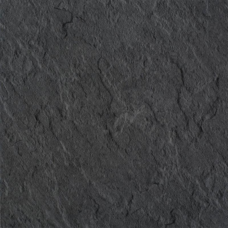 Gerflor Vinyl Fliese Design 0220 Schiefer Slate Anthrazit | 5m²