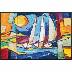 Fußmatte wash+dry Design sailing home 50x75 cm