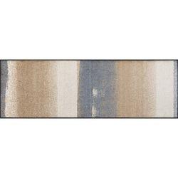 Fußmatte wash and dry Design Medley beige 60x180 cm
