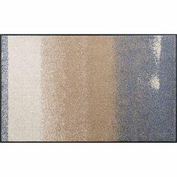 Fußmatte wash and dry Design Medley beige 75x120 cm