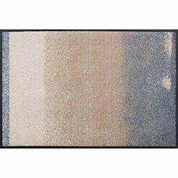 Fußmatte wash+dry Design Medley beige 50x75 cm