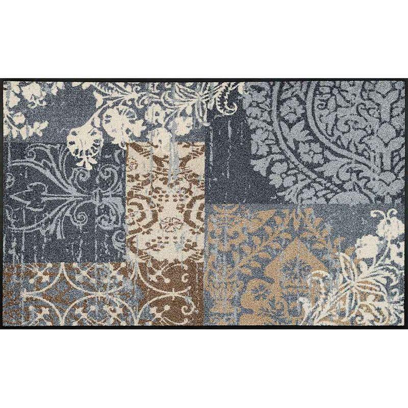 Fußmatte wash+dry Design Armonia grey 75x120 cm