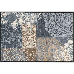 Fußmatte wash+dry Design Armonia grey 50x75 cm