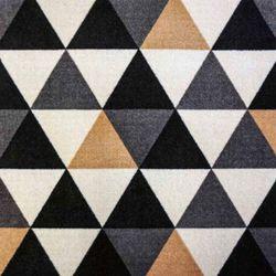 Fußmatte Cardea Dreiecke 099 | 67x67 cm