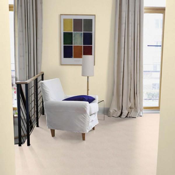 PVC Boden Tarkett Essentials 260 Zenon Grey Beige 3m Bild 1