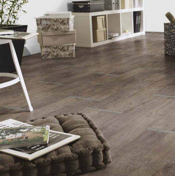 PVC Boden Tarkett Exclusive 260 Metal Oak Brown 3m