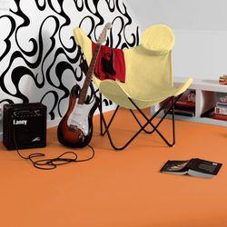 PVC Boden Tarkett Exclusive 260 Dj Medium Orange 3m Bild 2