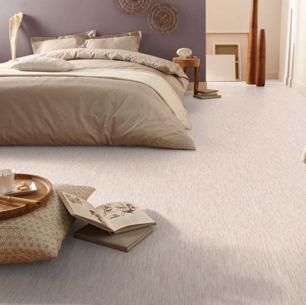 PVC Boden Tarkett Exclusive 300 Fiber Wood Beige 3m Bild 1