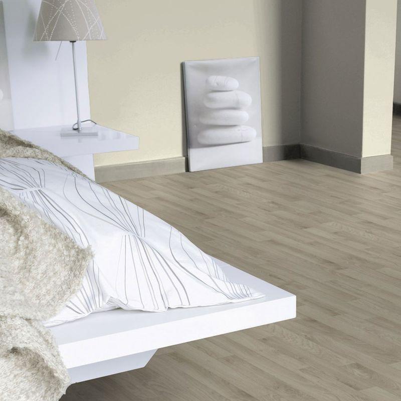 PVC Boden Tarkett Essentials 280T Classic Oak Grey Designbeispiel 2