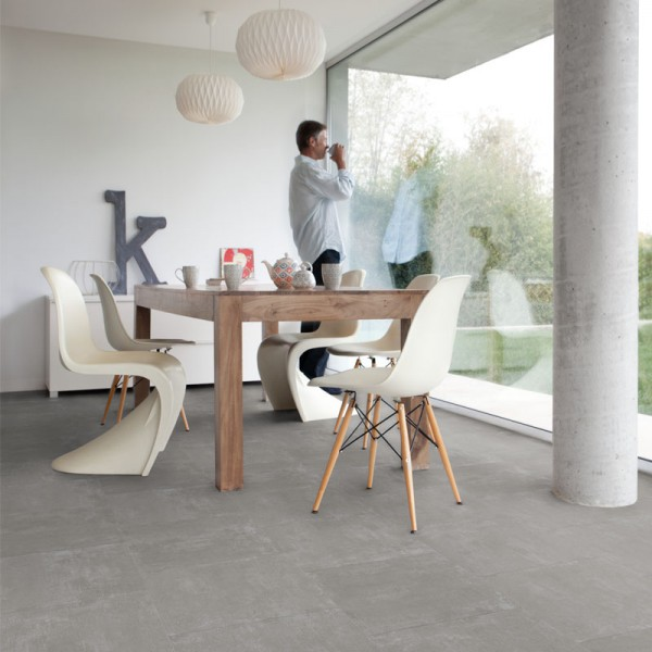 Gerflor Vinyl Fliese Design 0637 Union Light 2,31 m² Bild 1