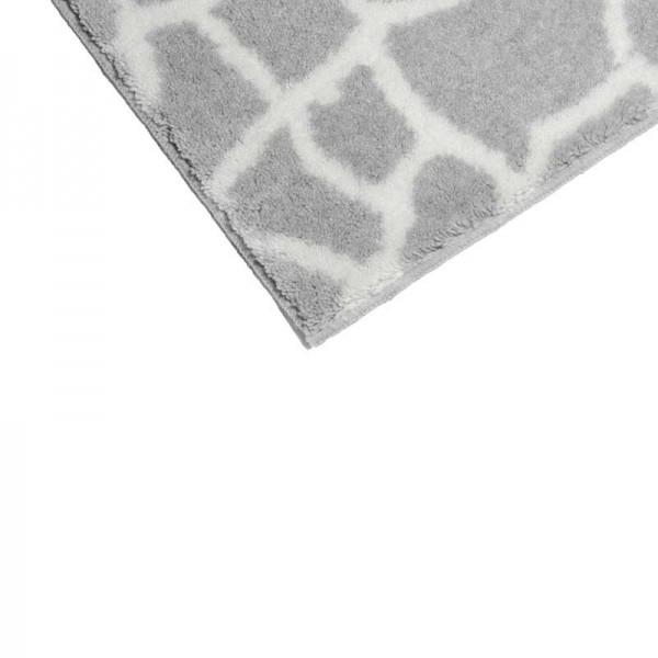 Badteppich Schöner Wohnen Mauritius Steine Creme 001 | 100x60 cm Bild 4