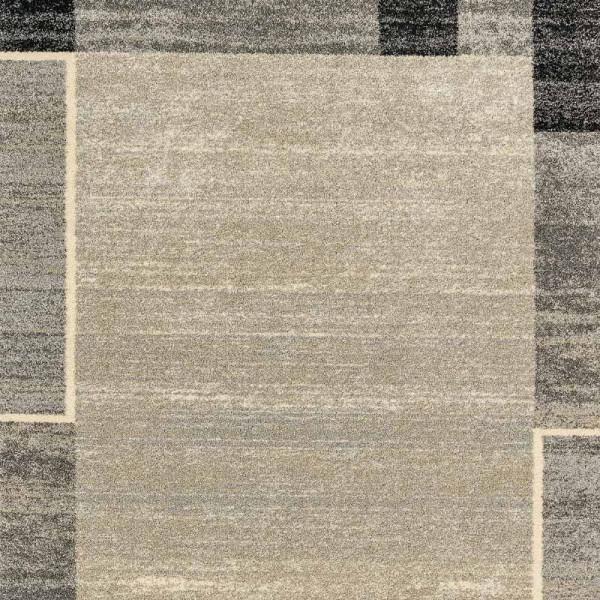 Astra Teppich Samoa Des.152 Bordüre Schwarz 040 | 200x290 cm Bild 2