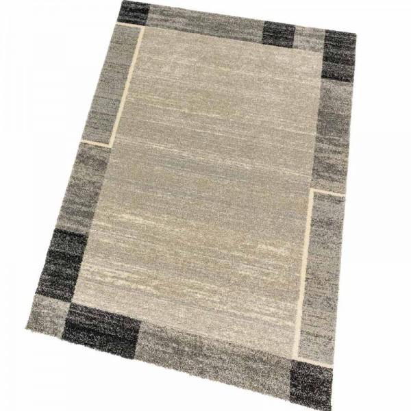Astra Teppich Samoa Des.152 Bordüre Schwarz 040 | 160x230 cm