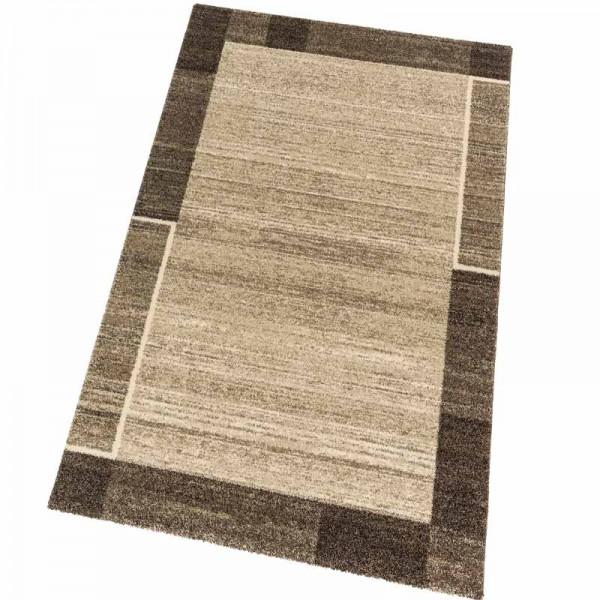 Astra Teppich Samoa Des.152 Bordüre Braun 060 | 67x130 cm