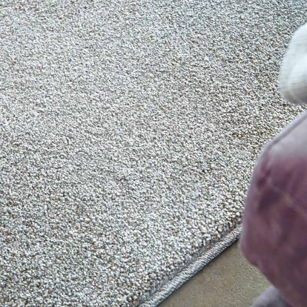 Astra Teppich Samoa Des.001 Silber 004 | 67x130 cm Bild 3