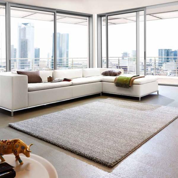 astra teppich samoa grau 005 140x200 cm teppiche. Black Bedroom Furniture Sets. Home Design Ideas