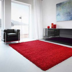 Astra Teppich Palermo Rot 010 | 60x110 cm