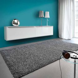 Astra Teppich Palermo Grau 005 | 60x110 cm