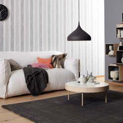 Schöner Wohnen Teppich Victoria 005 Grau | 70x140 cm