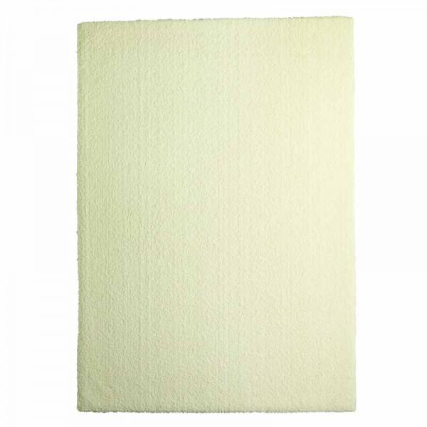 hochflor teppich contzencolours 000 wool wei 90x160 cm. Black Bedroom Furniture Sets. Home Design Ideas