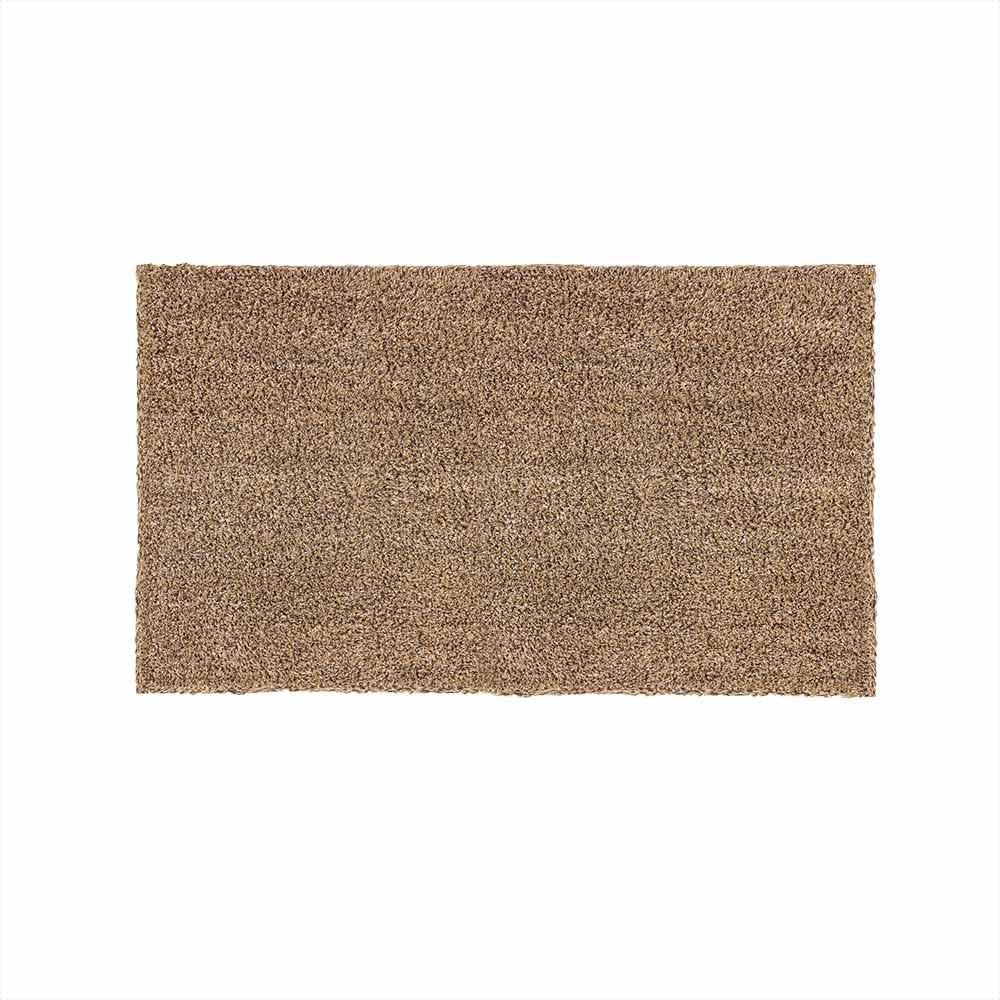 fussmatte saugaktiv beige auf ma 200 cm breit l nge variabel fu matten waschbare t rvorleger. Black Bedroom Furniture Sets. Home Design Ideas