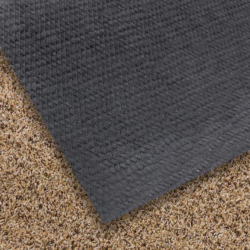 Fussmatte Saugaktiv Beige auf Maß | 200 cm breit; Länge variabel Bild 4