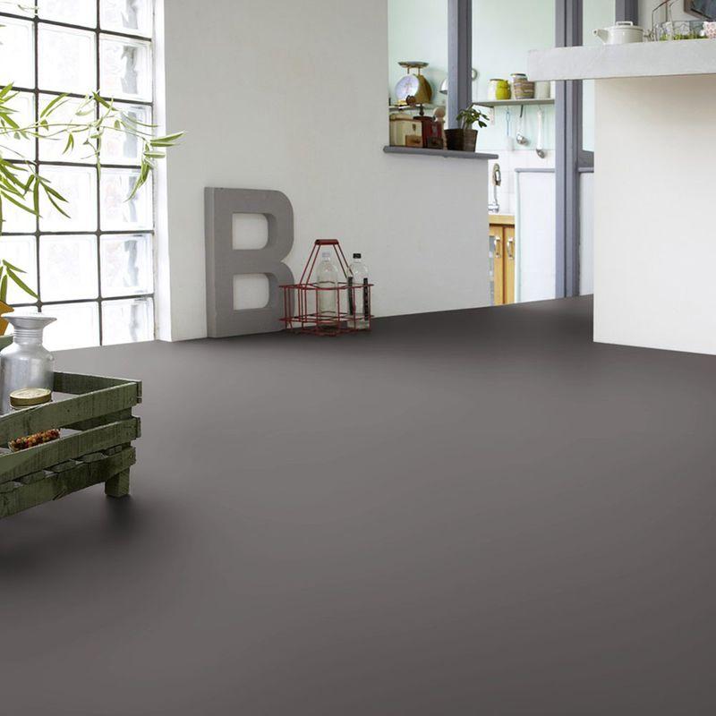 PVC Boden Tarkett Exclusive 260 Dj Dunkelgrau 3m Bild 2
