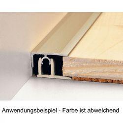 Profi-Tec Master Abschlussprofil 28 mm 270 cm Edelstahl poliert