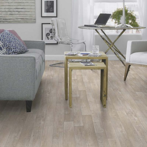 PVC Boden Tarkett Exclusive 260 Rustic Oak Grey 2m Bild 1