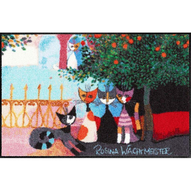 Fussmatte Vita Familiare Rosina Wachtmeister 50x75 cm Bild 1