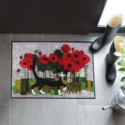 Fussmatte Poppy Walk Rosina Wachtmeister 50x75 cm Bild 2