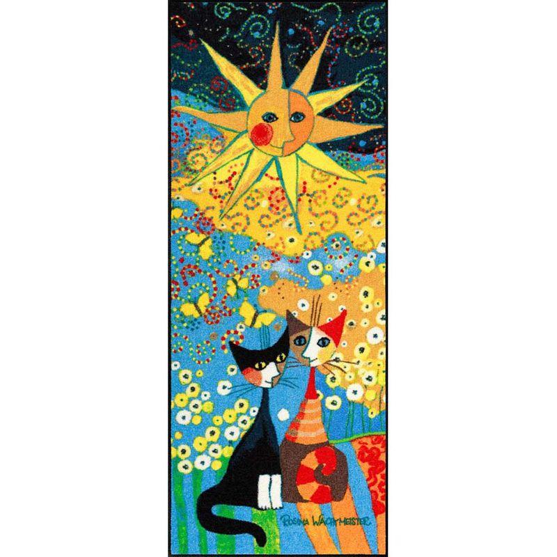 Fussmatte La Dolce Vita Rosina Wachtmeister 75x190 cm Bild 1