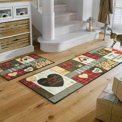 Fußmatte wash+dry Cottage Home 50x75 Designbeispiel