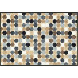 Fussmatte  wash+dry Design Mikado Dots Nature 50x75 cm