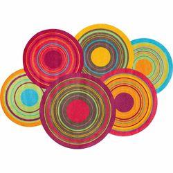 Fussmatte wash+dry Decor Cosmic Colours 140x200 cm