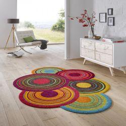Fussmatte wash and dry Decor Cosmic Colours 70x120 cm Designbeispiel
