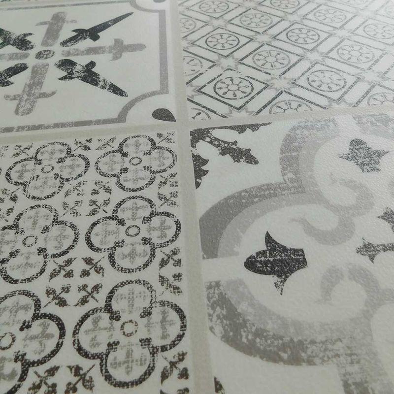 Klick Vinyl Tarkett Starfloor Click 30 | Retro Black White 1,68 m² Bild 10