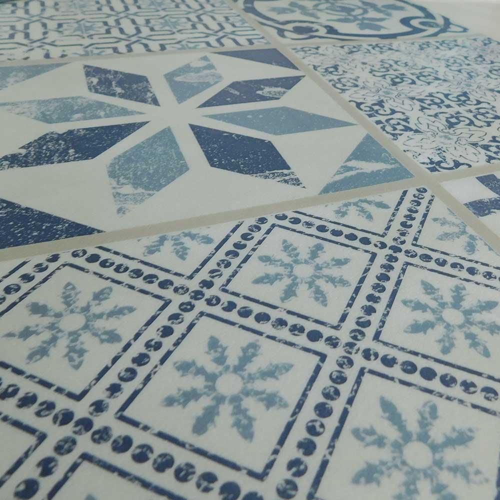 Bekannt Klick Vinyl Tarkett Starfloor Click 30 | Retro Indigo Blau 1,68 m² HC35