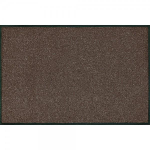 Fussmatte wash+dry Trend-Colour Brown 60x180 cm