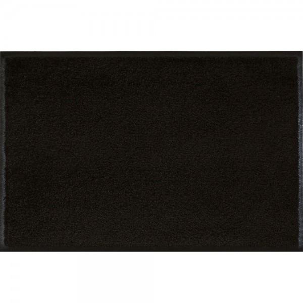 Fussmatte wash+dry Original Raven Black 75x190 cm