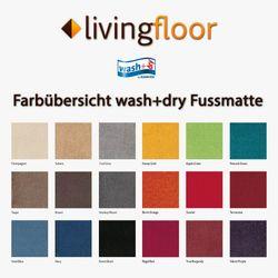 Fussmatte wash+dry Original Cool Grey 40x60 cm Bild 2