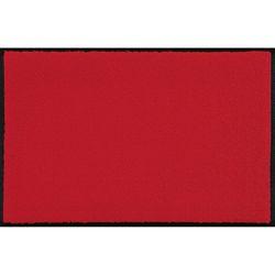 Fussmatte wash and dry Original Scarlet