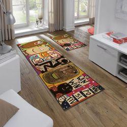 Fussmatte wash+dry Design Think Positiv 60x180 cm  Bild 5