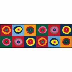 Fussmatte wash and dry Design Sergej 60x180 cm
