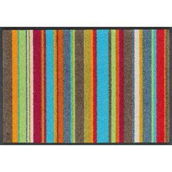 Fussmatte wash+dry Design Stripes multi 40x60 cm