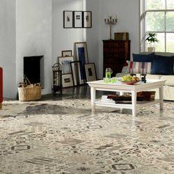 PVC Boden Tarkett Exclusive 240 Retro Almeria Black Designbeispiel 6