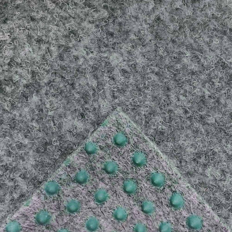 Kunstrasen Rasenteppich Patio Grau 8