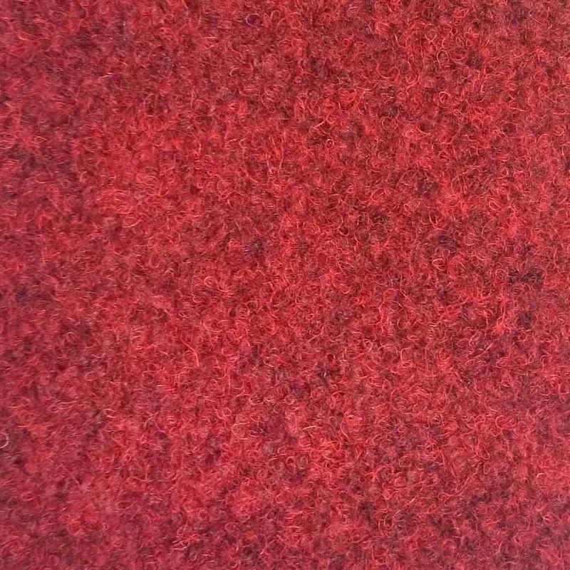 Reststück Kunstrasen Patio Rot | 3,50x0,14 m Bild 3